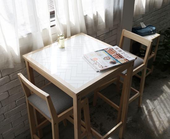 ハリー バーテーブル&スツールセット