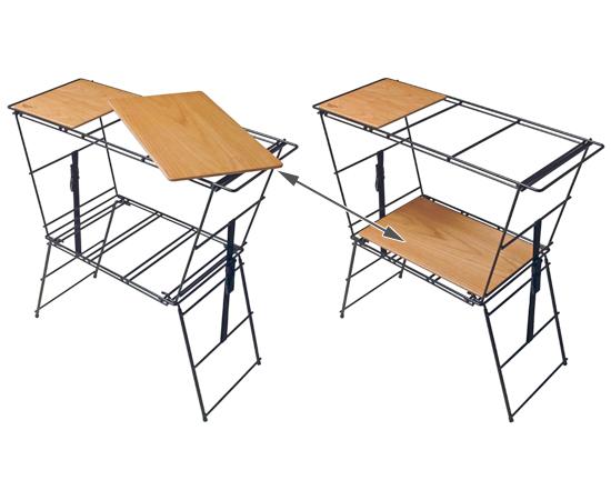 クランク クッキングテーブル