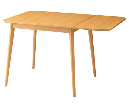 ロッキ ドロップリーフテーブル