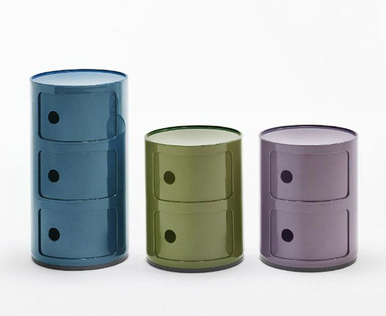 【Kartell】 コンポニビリ(光沢)(COMPONIBILI)
