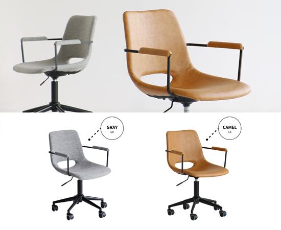 オフィスアームチェアティン(office arm chair thin)