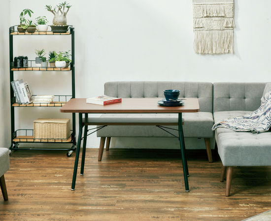 ミルド ダイニングテーブル110サイズ