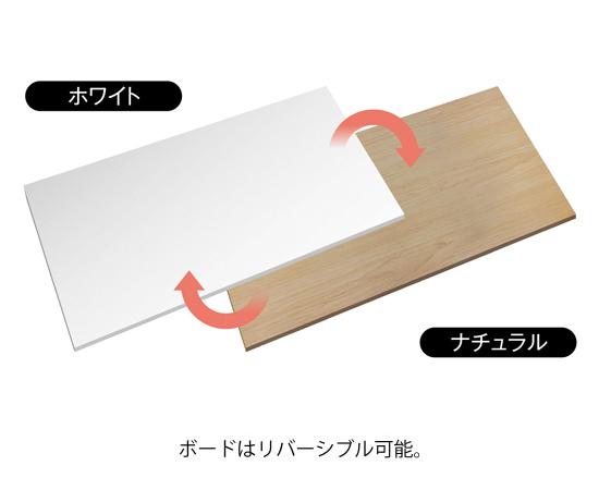 メタル&ウッドラックシリーズ シェルフ3段(幅610mm)