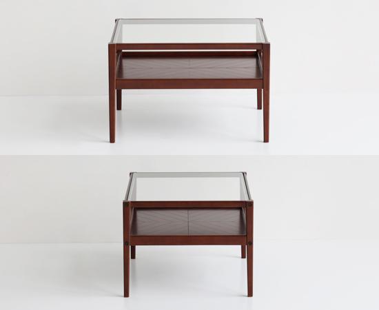 ヴィント ガラステーブル