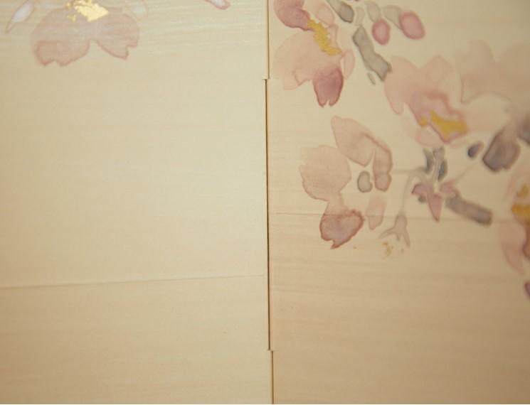 姫屏風 桜