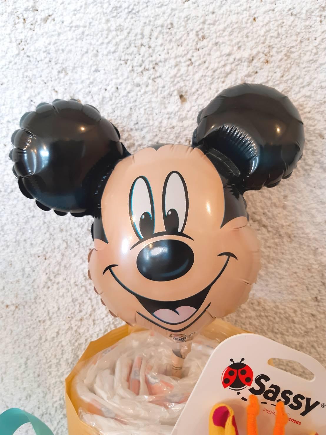 【DC-502】ミッキーのおむつケーキ