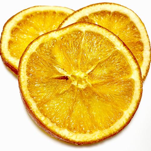 輪切り半生ドライオレンジスライス