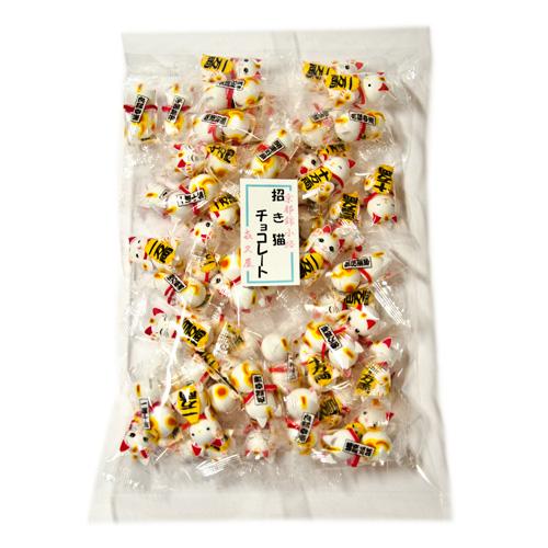 招き猫チョコ・160g袋入り