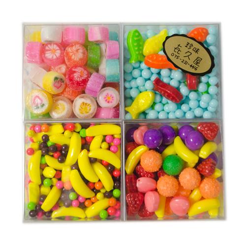 souvenirBOX4style/VOL.2:フルーツ飴・きんぎょすくい・フルーツタブレット・チョコバナナ