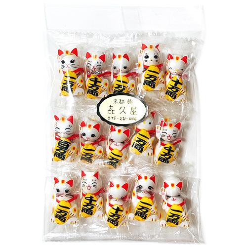 招き猫チョコレート・15個袋入り
