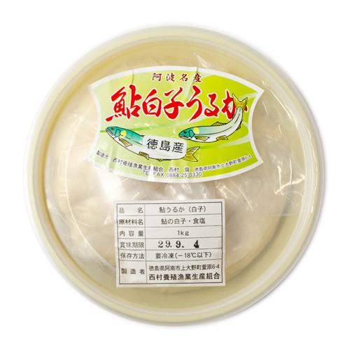 白子うるか(樽)/1kg