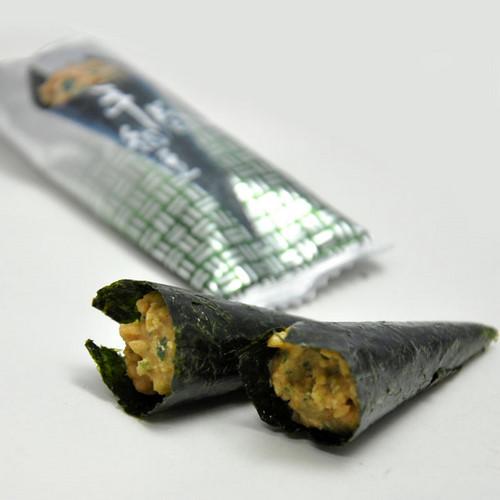 手巻き納豆