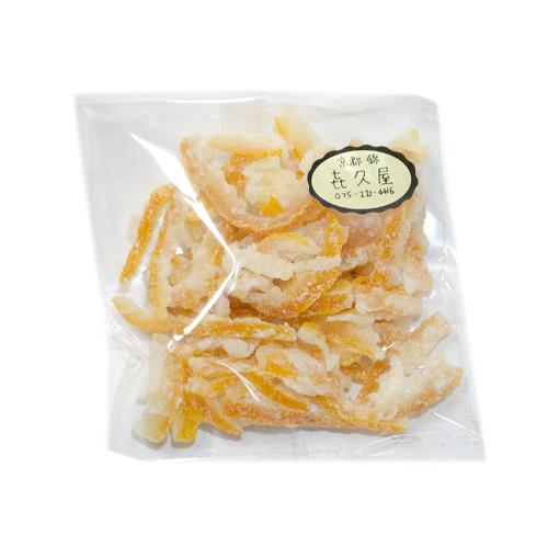 柚子砂糖漬け/50g〜500g