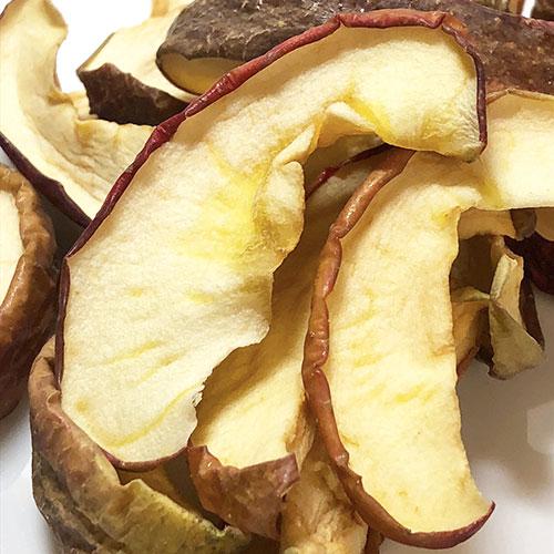 国産無添加シュガーフリー ドライりんご・干し林檎