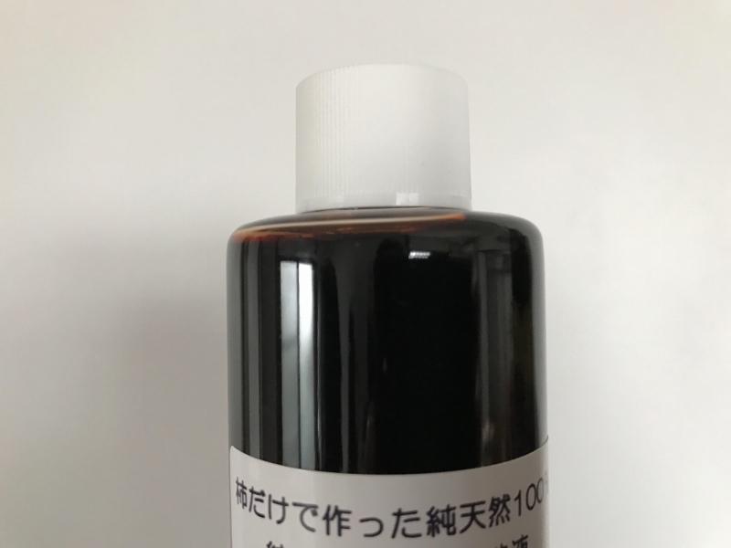 濃縮タイプ無臭柿渋液 柿智穂(かきちほ) 300ml