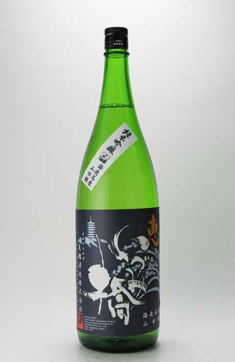 いづみ橋 恵 青ラベル 純米吟醸 1800ml 泉橋酒造