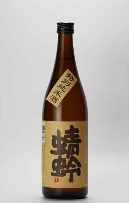 蜻蛉 とんぼ 特別純米酒 特別純米酒 1800ml 若波酒造