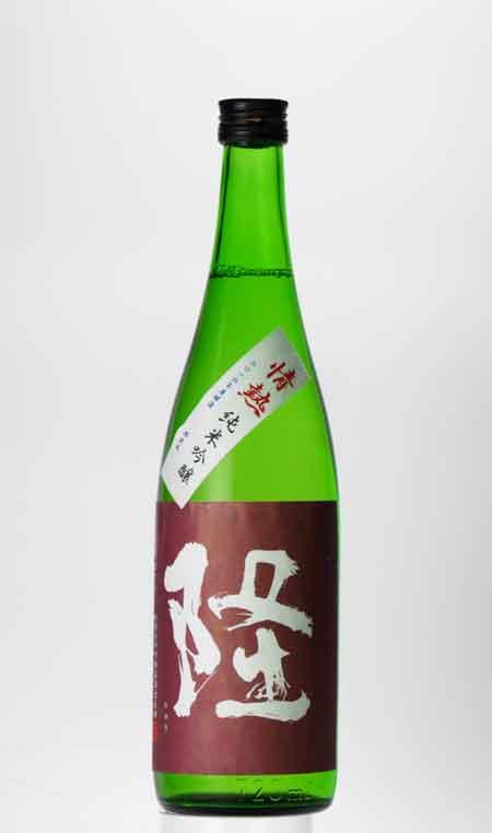 隆 情熱 純米吟醸(越後産五百万石)  720ml 川西屋酒造店