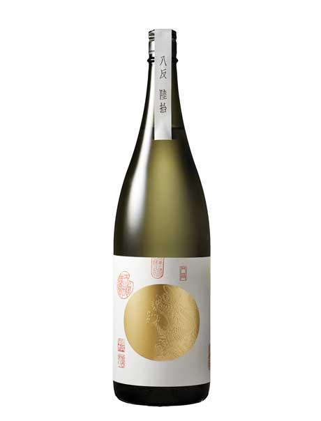 龍勢 八反陸拾 純米吟醸 1800ml 藤井酒造