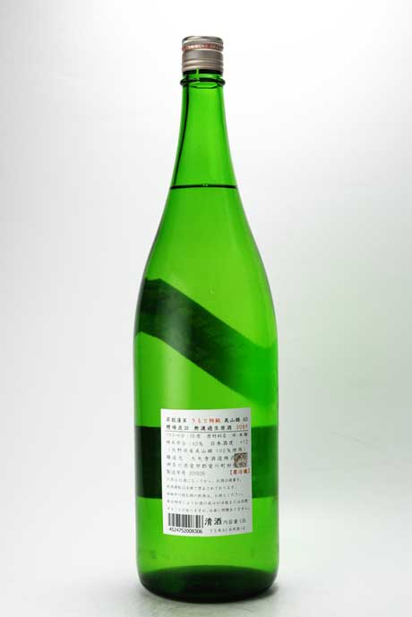 昇龍蓬莱 美山錦60 生もと特別純米槽場直詰生原酒 1800ml 大矢孝酒造