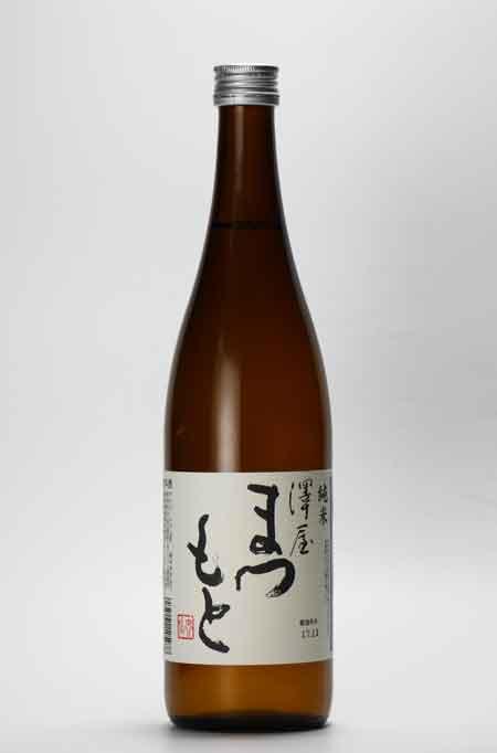 澤屋まつもと 純米 720ml 松本酒造