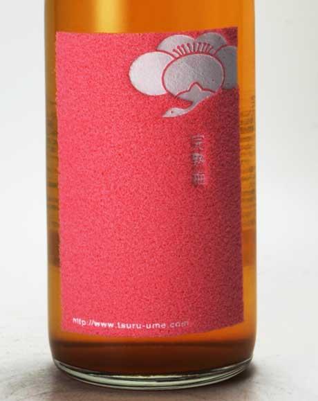 鶴梅 完熟梅酒 720ml 平和酒造