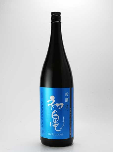 初亀 吟醸 酒門 1800ml 初亀醸造