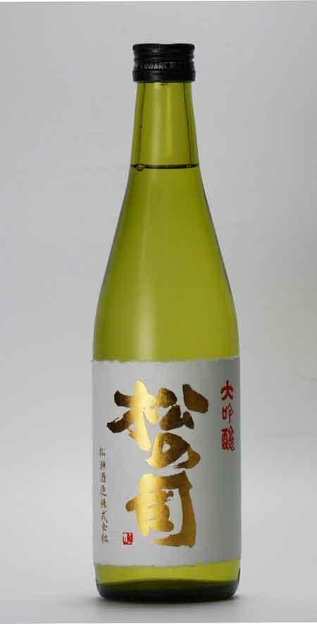 松の司 2017 出品大吟醸 しずく取り H29BY 500ml 松瀬酒造