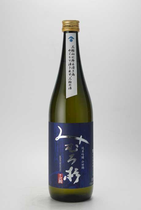 みむろ杉 山田錦 純米吟醸 720ml 今西酒造