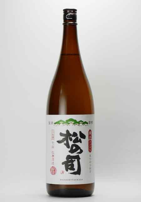 松の司  産土(うぶすな) 1800ml 松瀬酒造