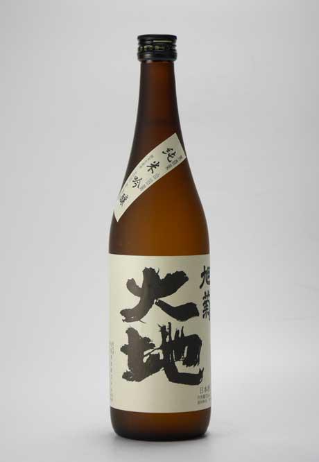 旭菊 大地 純米吟醸 1800ml 旭菊酒造