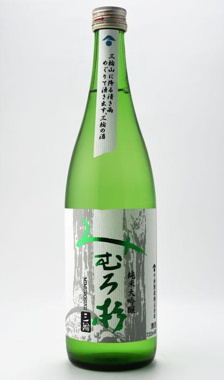 みむろ杉 露葉風 純米大吟醸 720ml 今西酒造