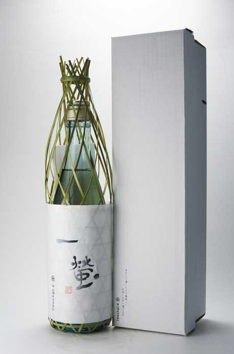 常山 一蛍 特別栽培米美山錦 純米大吟醸中取り 720ml 常山酒造