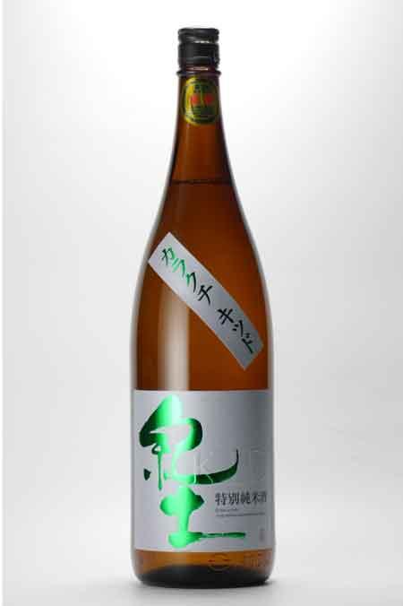 紀土 - KID 特別純米 カラクチキッド 1800ml 平和酒造