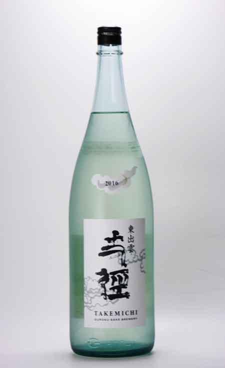 王祿 丈径(たけみち) ブルーボトル 直汲55 1800ml 王祿酒造