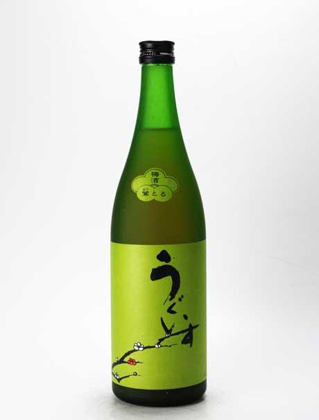庭のうぐいす 鶯とろ(おうとろ) 特撰梅酒 720ml 山口酒造場
