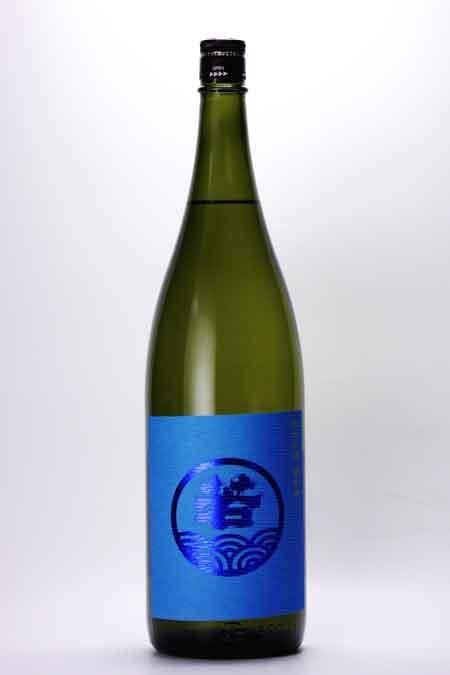 若波 壽限無(じゅげむ) 純米吟醸 1800ml 若波酒造