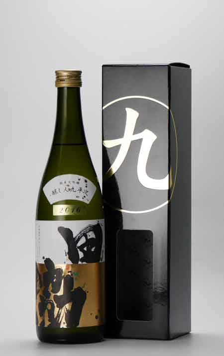 醸し人九平次 純米大吟醸 「協田」 赤磐雄町40% 720ml 萬乗醸造