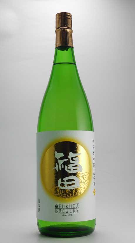 福田  純米大吟醸 幸(さち)  1800ml 福田酒造
