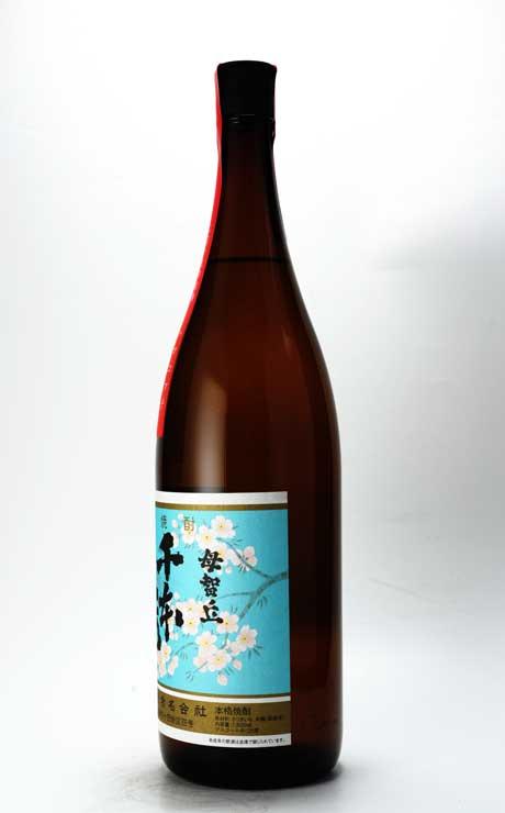 千本桜 ハマコマチ 芋25% 1800ml 柳田酒造