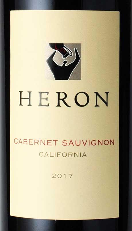 ヘロン カベルネソーヴィニヨン カリフォルニア 2017