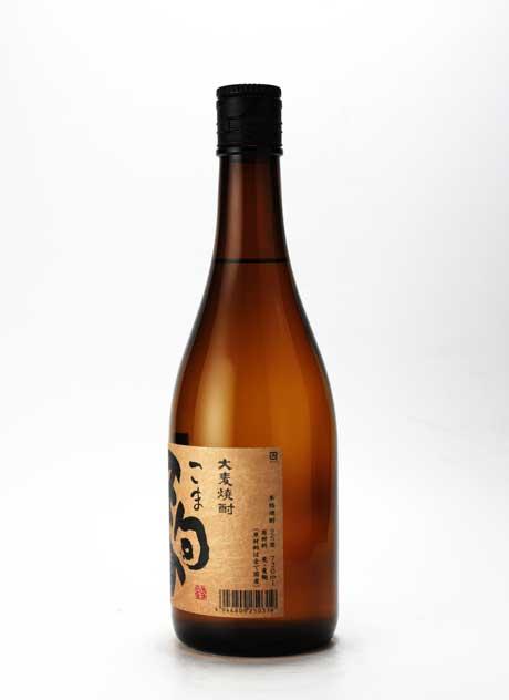 駒 (こま) 麦 25°720ml 柳田酒造
