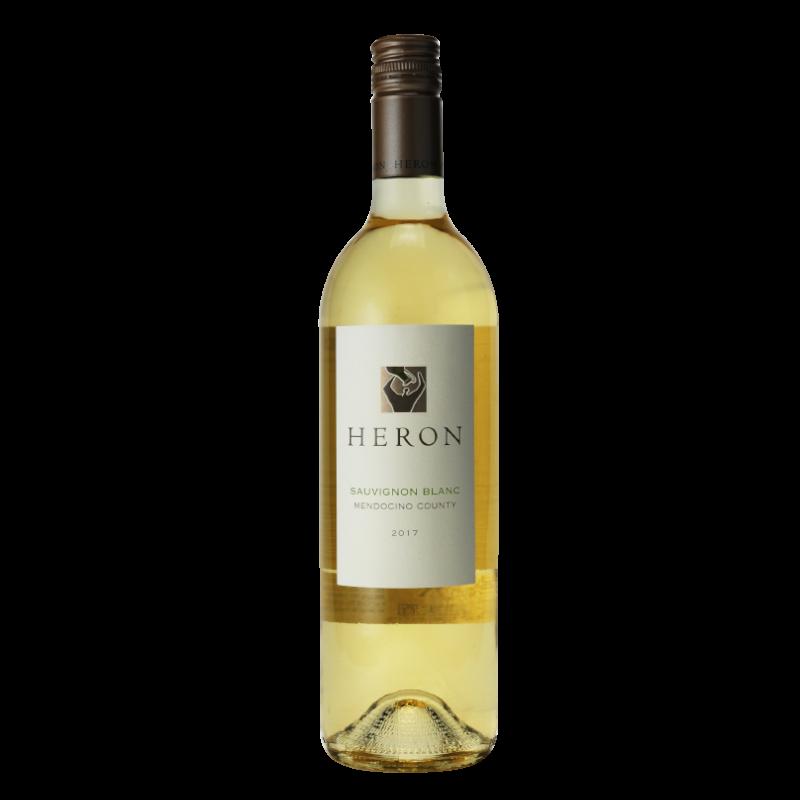 ソーヴィニヨン・ブラン メンドシーノ 2017 =ヘロン・ワインズ=