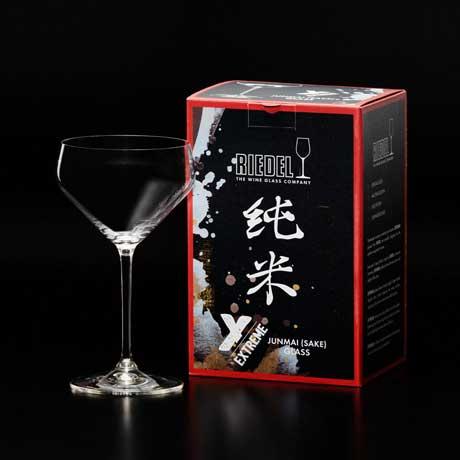 <エクストリーム> 純米酒グラス (1個入) リーデル