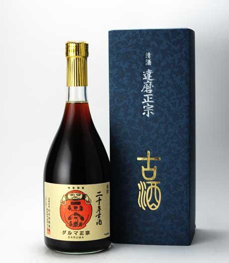 達磨正宗 二十年古酒 二十年古酒 720ml 白木恒助商店