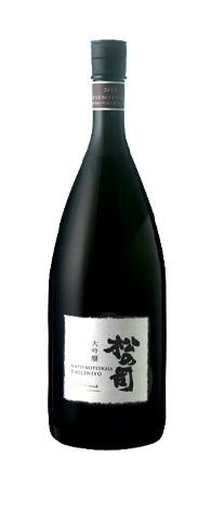 松の司 大吟醸 ultimus(アルティマス) H29BY 1500ml 松瀬酒造