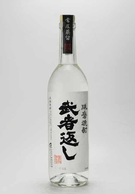 武者返し 米25% 720ml 寿福酒造場