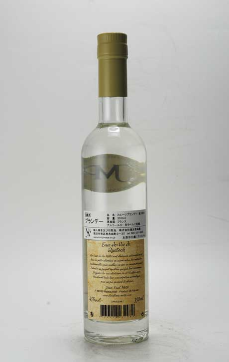 メッテ <オードヴィ> クエッチ (紫すもも) 350ml 【製菓用酒】