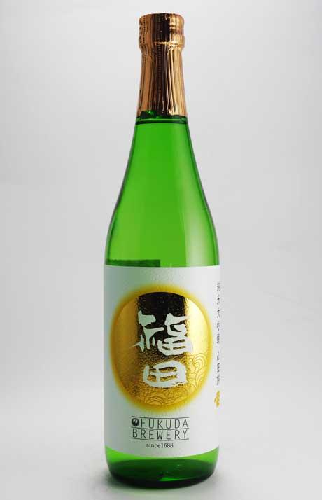 福田  純米大吟醸 幸(さち)  720ml 福田酒造