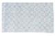 博多織 名古屋帯 仕立て上がり 正絹 白色 変わり市松 宇美間道 森博多織>